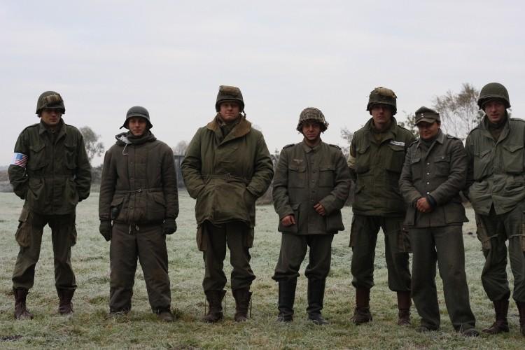 Five-O-Deuce, 502nd PIR, 101st Airborne Division, Manewry w Radzyniu Podlaskim - październik 2011