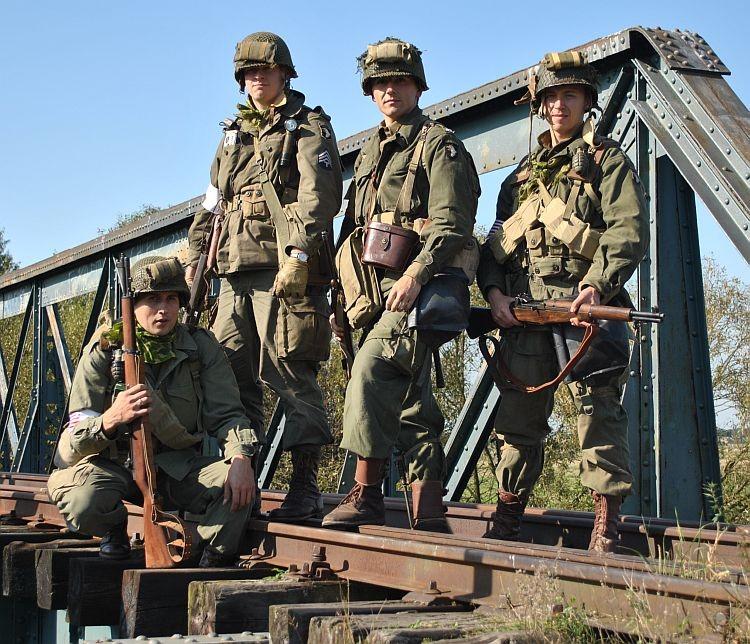 Five-O-Deuce, 502nd PIR, 101st Airborne Division, Manewry w Radzyniu Podlaskim - wrzesień 2011