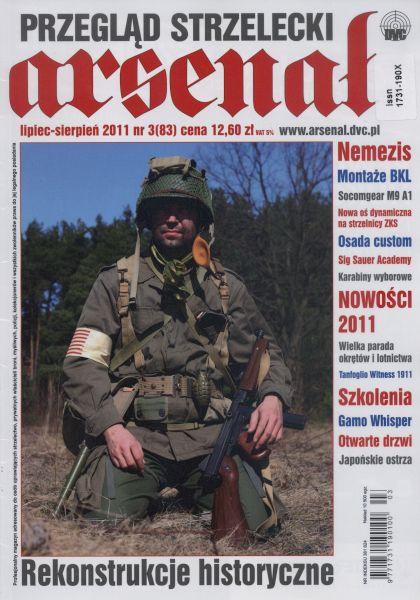 GRH Five-O-Deuce, Artykuł w Przeglądzie Strzeleckim Arsenał, lipiec-sierpień nr 3(83) 2011