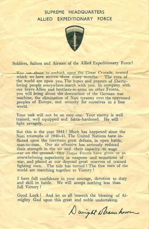 D-DAY... 68 rocznica lądowania Aliantów w Normandii