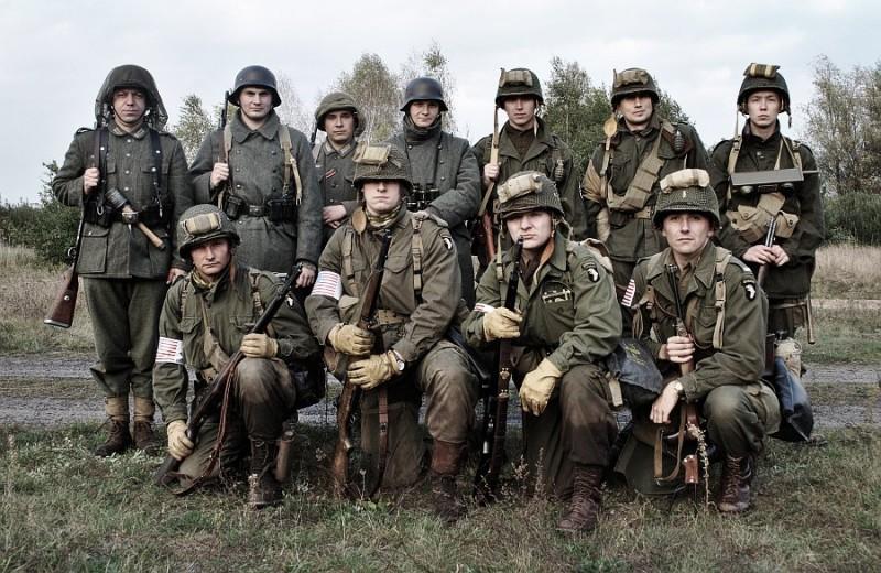 GRH Five-O-Deuce - Manewry w Janówku Pierwszym - wrzesień 2012