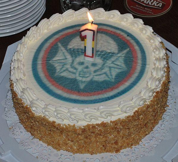Pierwsze urodziny Five-O-Deuce