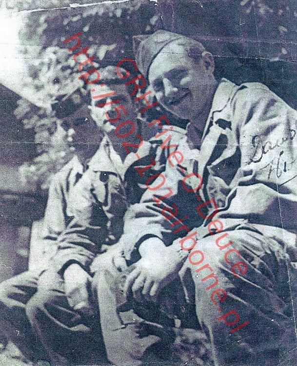David S. Wisnia, Holocaust Survivor, H/506th PIR
