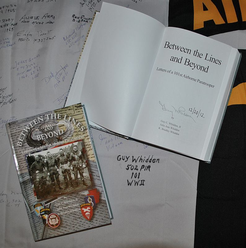 Friends of Guy Whidden, WW2 Paratrooper, 502nd 101st Airborne