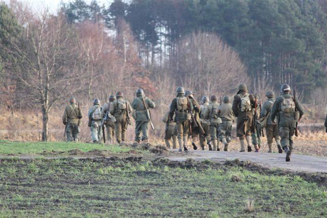 Battle of the Bulge - Szemud - styczeń 2013