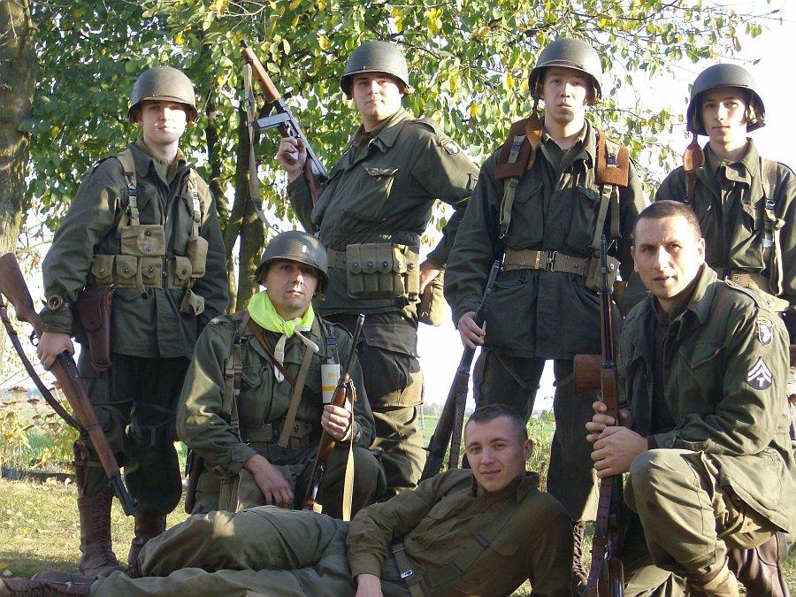 Manewry w Radzyniu Podlaskim - październik 2014