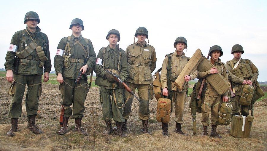 Manewry w Radzyniu Podlaskim - marzec 2015