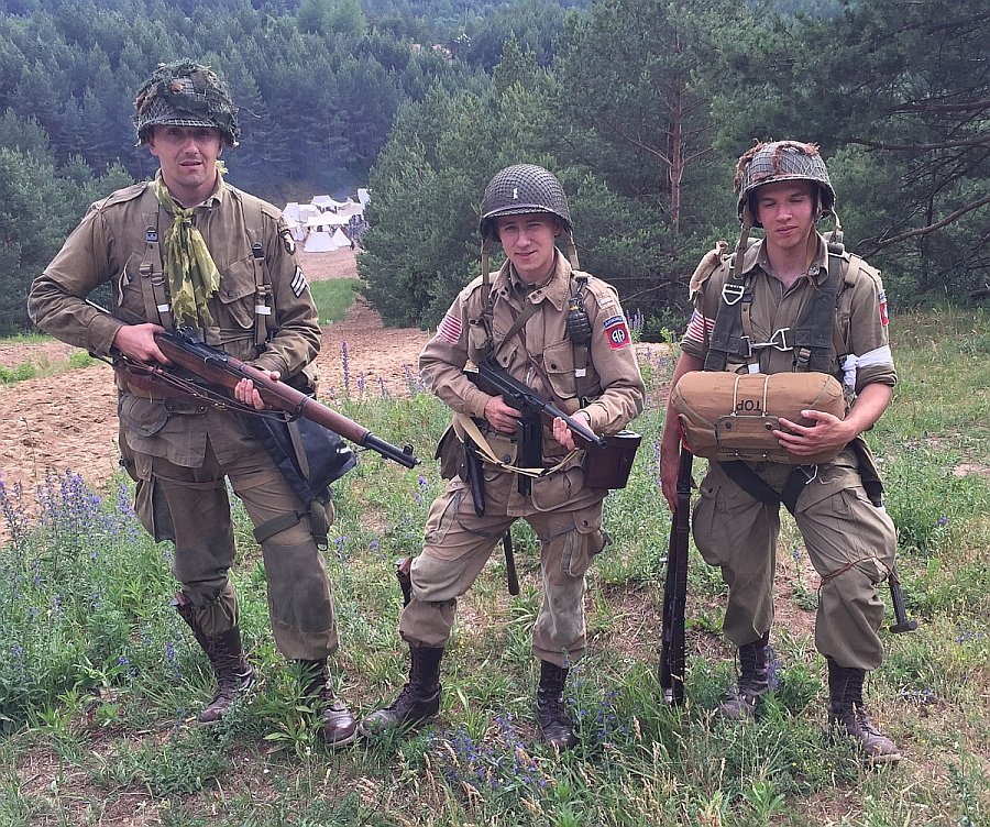 """VII Piknik Militarny """"Misja Wschód"""" - Ogrodniczki"""