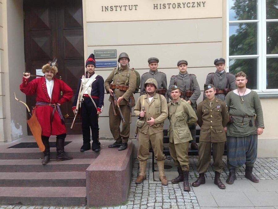 I Piknik Historyczny - Uniwersytet Warszawski