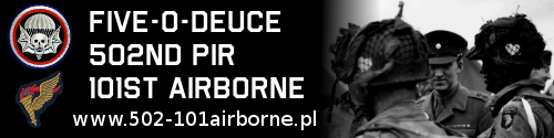 GRH Five-O-Deuce, 502nd PIR, 101st Airborne