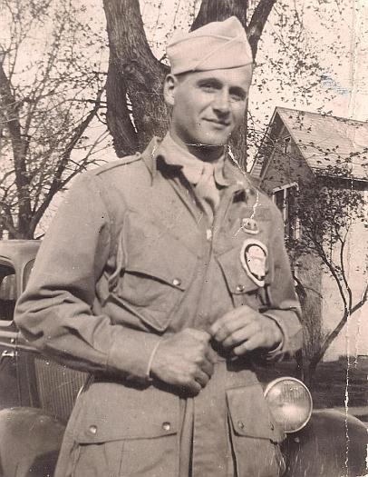 Robert J. Hartzell, I/502nd PIR, 101st Airborne Division